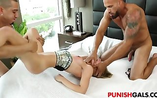 House-servant Sydney Cole gets DP destroyed